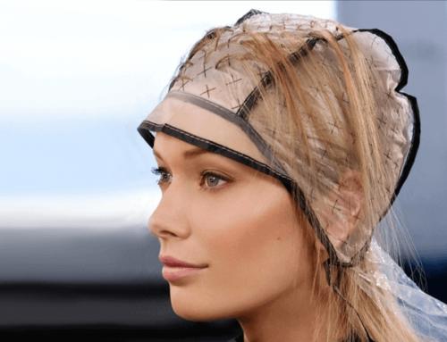 Милирование волос на шапочку
