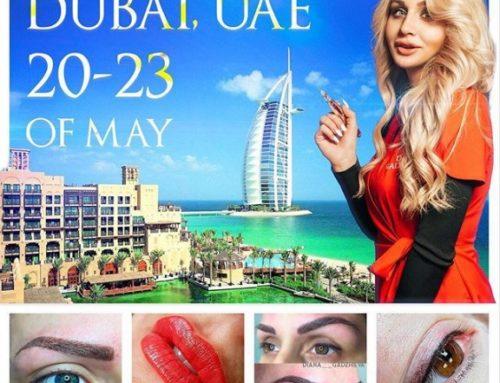 Теперь и в Дубае есть специалисты перманентного макияжа